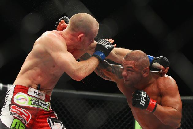 Thiago Alves Hoping for Return to the Cage by the End of the Year