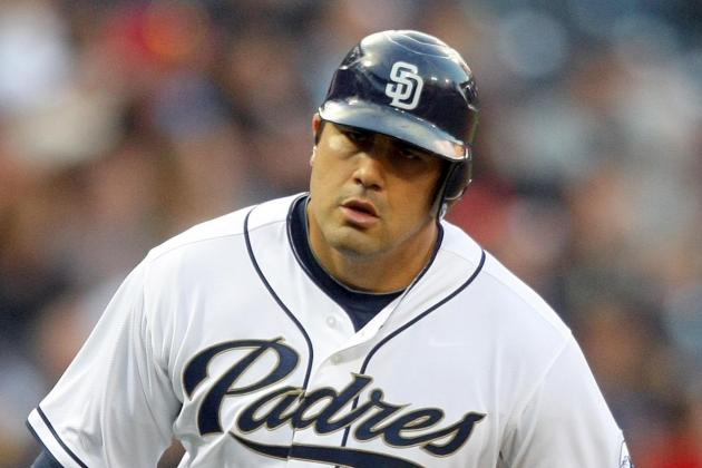 MLB Trade Rumors: Power Ranking Best Landing Spots For Padres' Carlos Quentin