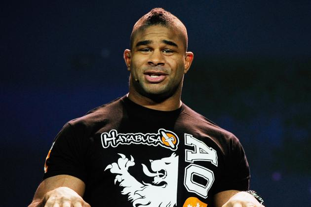 Alistair Overeem Fighting by End of 2012? Up to the NSAC, Says Lorenzo Fertitta