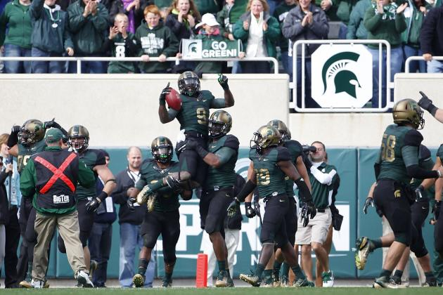 Big Ten Football: Ranking the Big Ten Strong Safeties