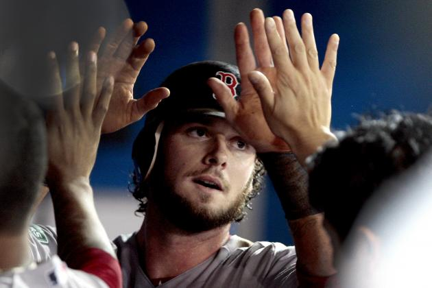 Breaking Down Boston Red Sox Catcher Jarrod Saltalamacchia's All-Star Case