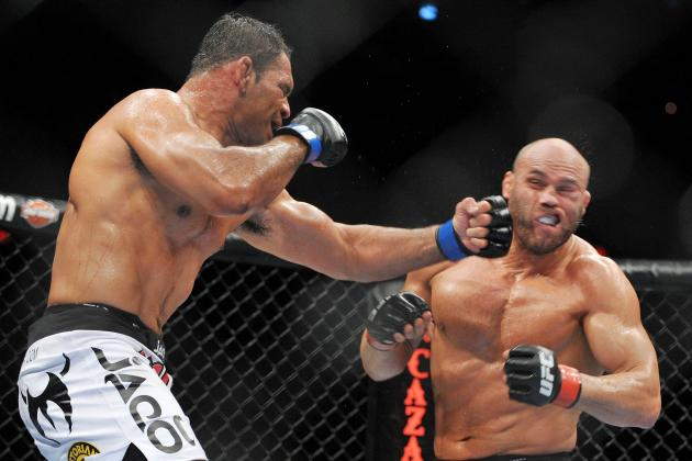 UFC 149: Antonio Rodrigo Nogueira's Doctor Explains Why He Won't Fight