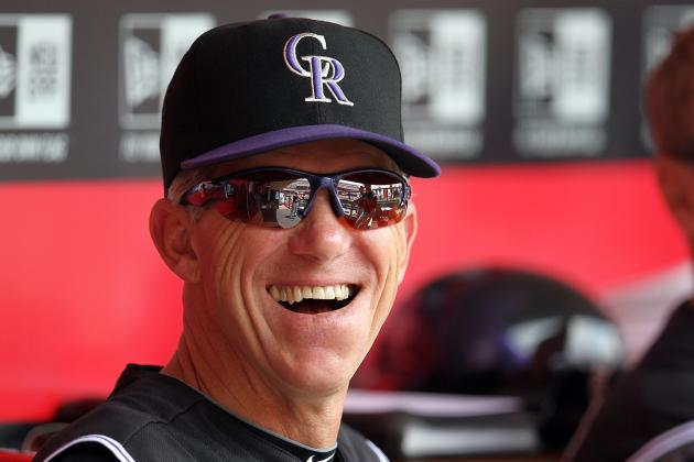 Colorado Rockies' Move to 4-Man Rotation Is Foolish Move by Desperate Jim Tracy