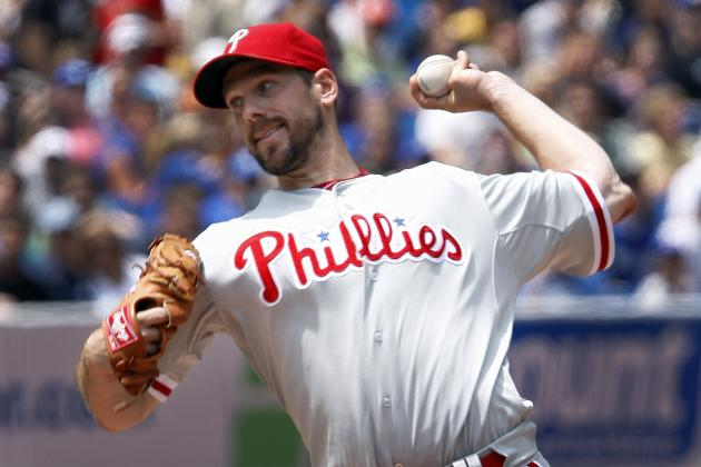 MLB Trade Speculation: Should Phillies Deal Cliff Lee, Sign Hamels Long Term?