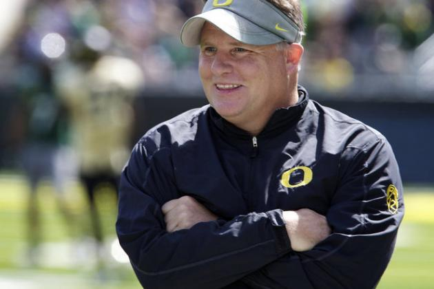Oregon Football: Bryan Bennett vs Marcus Mariotta, Can Chip Miss?