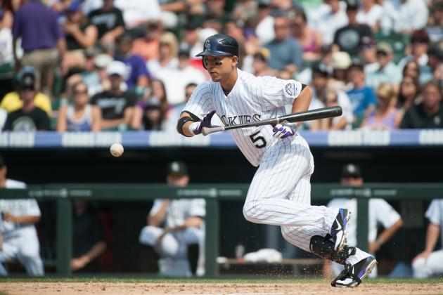 Carlos Gonzalez: If He's Available, Should the Dodgers Go After Him?