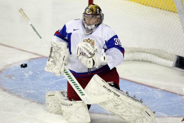Andrei Vasilevski to Lightning: Video Highlights, Scouting Report and Analysis