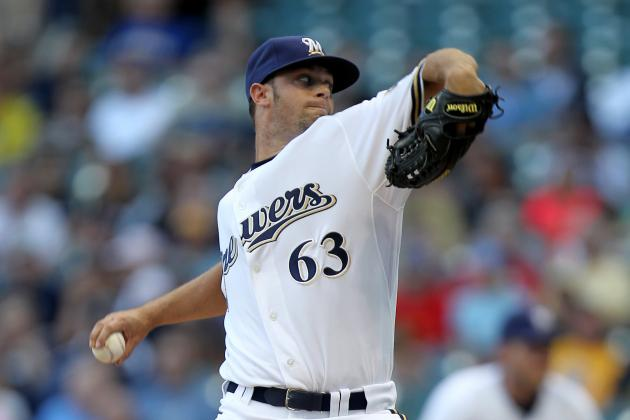 Milwaukee Brewers: What We Learned from Tyler Thornburg's MLB Debut