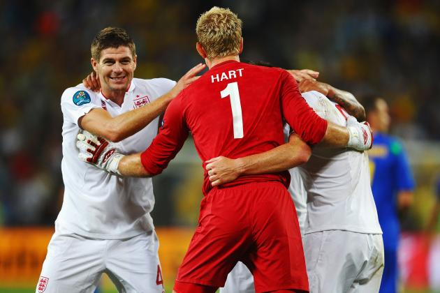 Hodgson's England Dare to Dream They Can Toil All the Way to Euro 2012 Glory