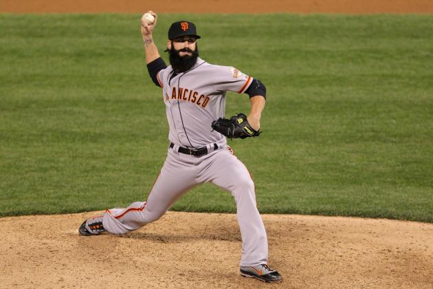 Brian Wilson: Are San Francisco Giants Closer's Days Numbered?