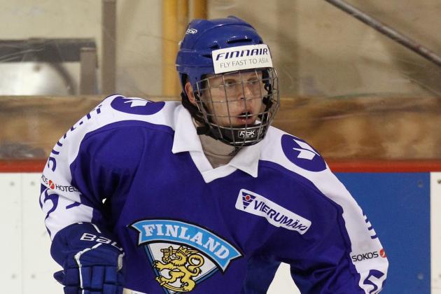 2012 NHL Draft: 5 Defensemen the Chicago Blackhawks Might Nab in the First Round