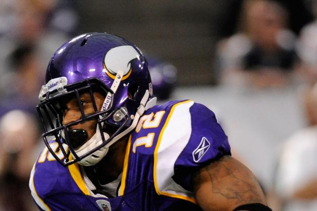 Minnesota Vikings: Give Percy Harvin What He Wants