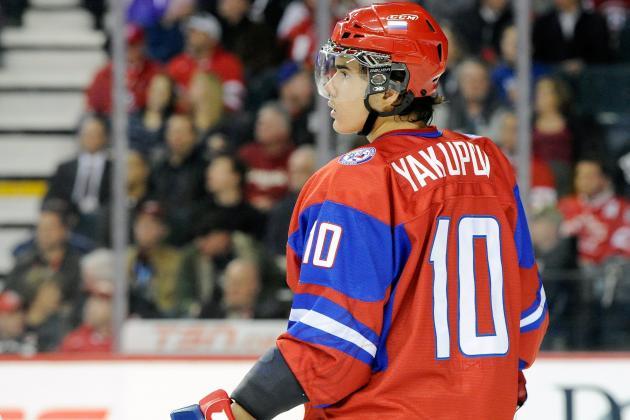 2012 NHL Mock Draft: Best-Case Scenario for Each Team's First-Round Pick