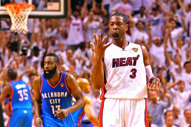 Thunder vs. Heat: Game 4 Highlights, Twitter Reaction and Analysis