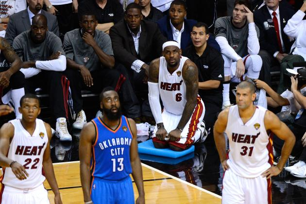 LeBron James Injury: How Heat Star's Injured Leg Shakes Up NBA Finals