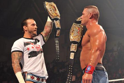 WWE: Why CM Punk Must Face John Cena at SummerSlam