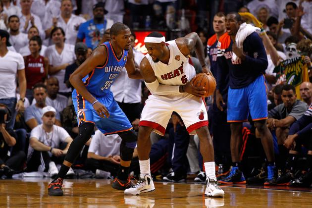 2012 NBA Finals: Miami Takes Command of Game 4 in South Beach