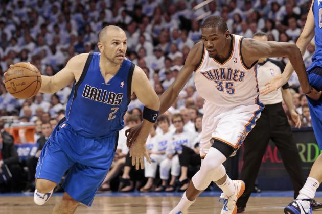 NBA Free Agency 2012: Where Will Jason Kidd Play Next Season?