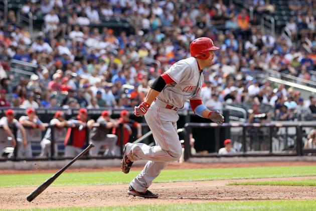 Can Cincinnati Reds' Joey Votto Hit .400?