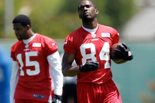 Randy Moss: Will He Be a Positive Influence on A.J. Jenkins, Michael Crabtree?