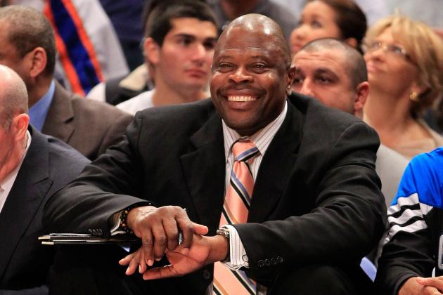Why Patrick Ewing Will Never Be an NBA Head Coach