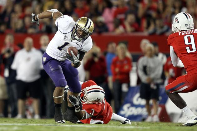 Washington Football: Why the Huskies Need to Land Michael Hutchings