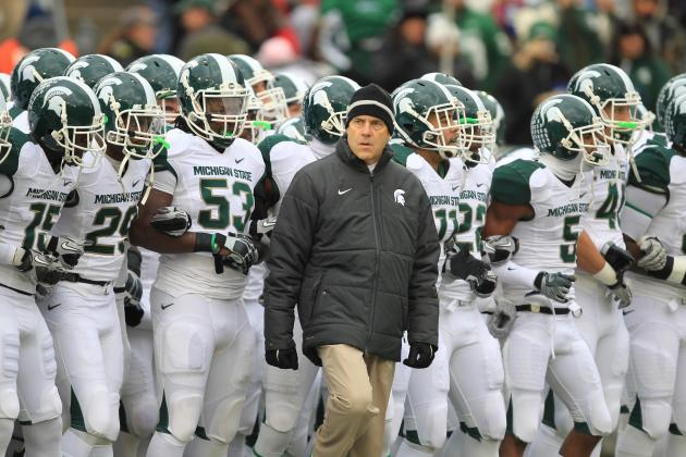 College Football: Why Michigan State Will Shock Big Ten in 2012