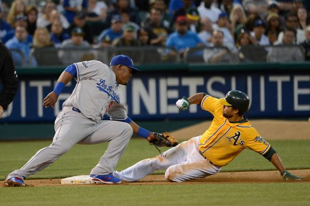 Oakland A's: 3-Run 1st Inning More Than Enough as McCarthy Shuts Down Dodgers
