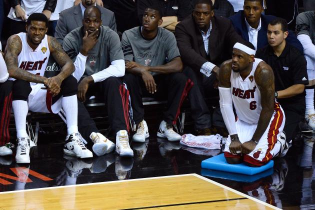 Heat vs. Thunder Score: Top Game 4 Moments and Analysis