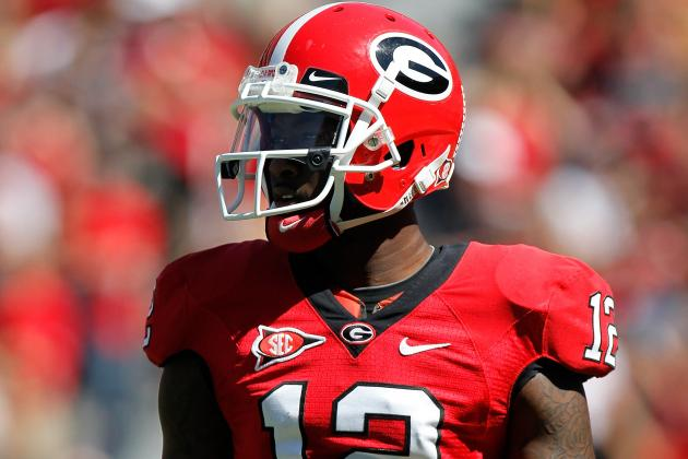 SEC Football Top 150 Players: No. 71, Tavarres King, Georgia WR