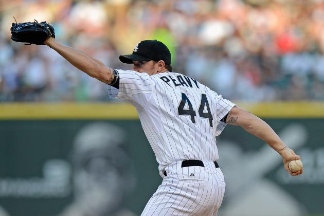 Chicago White Sox Knocked out of First by the Cubs