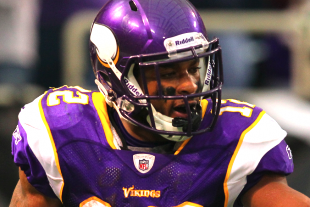 Percy Harvin Reportedly Requests Trade from Minnesota Vikings