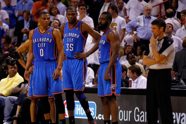 NBA Finals 2012: Russell Westbrook, Mario Chalmers and the 2-3-2 Series Format
