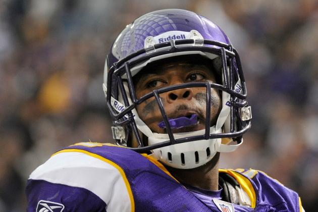 Minnesota Vikings: Whats Going on with Percy Harvin?