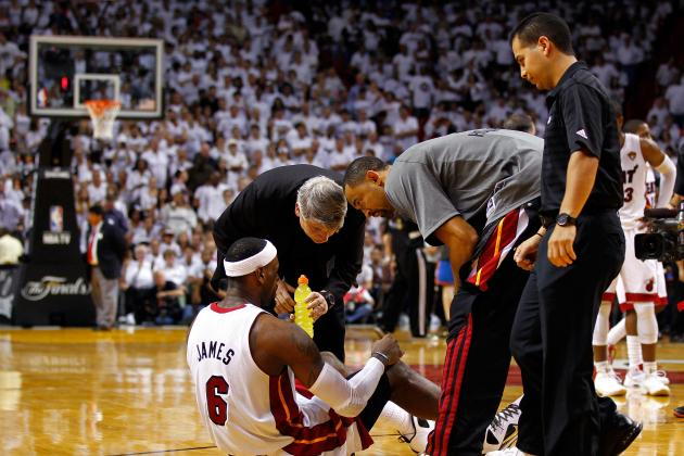 Thunder vs. Heat: Was LeBron James' Game 4 Among the Most Heroic Finishes Ever?