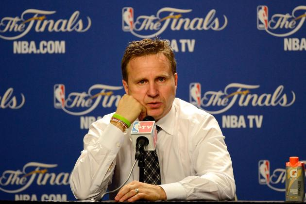 Heat vs. Thunder: Miami Is Exposing OKC Coach Scott Brooks