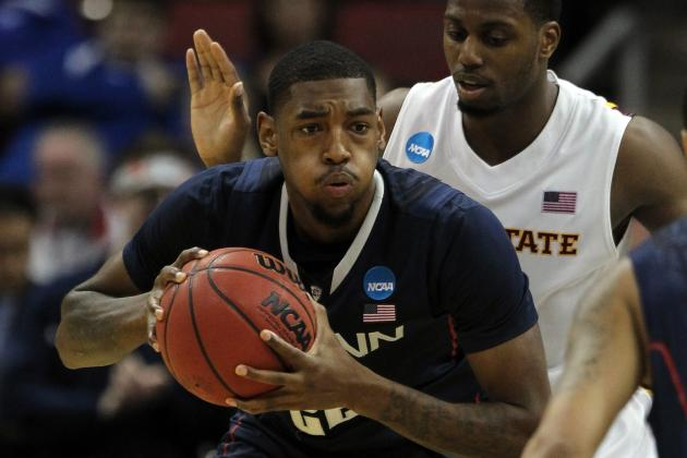 UConn Ban from 2013 NCAA Men's Basketball Tournament to Become Official