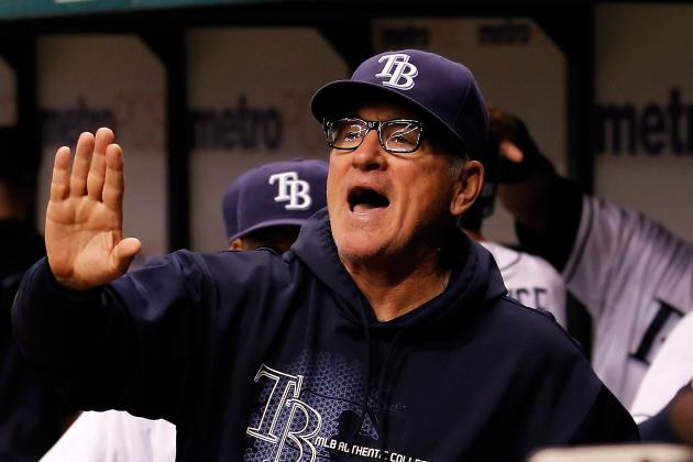 Tampa Bay Rays: Joe Maddon Throws Typical Hissy Fit over Joel Peralta's Ejection