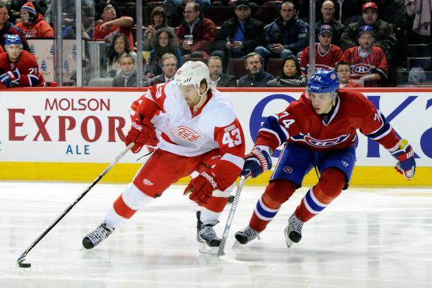 Detroit Red Wings: What Does Darren Helm's Contract Mean for Other UFA Targets?