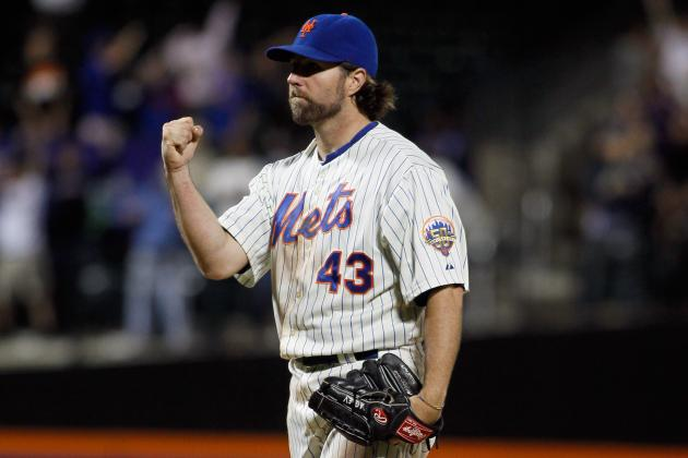 60 Feet, 6 Inches: R.A. Dickey's Amazing Run