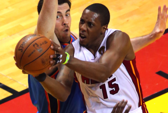 NBA Finals 2012: Miami Heat's Mario Chalmers Comes Up Clutch in Game 4