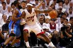 Heat Take Down Thunder, Inch Closer to Title