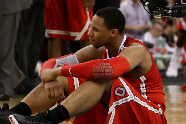 Jared Sullinger and 5 Frontcourt Prospects Too Small to Survive in NBA