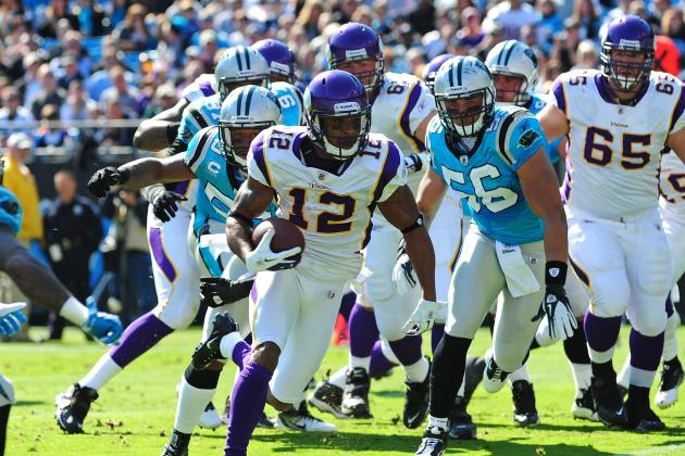 NFL Rumors: Why the Carolina Panthers Won't Trade for Percy Harvin
