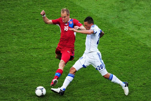Euro 2012 Bracket: Squads in Worst Position to Make Title Run