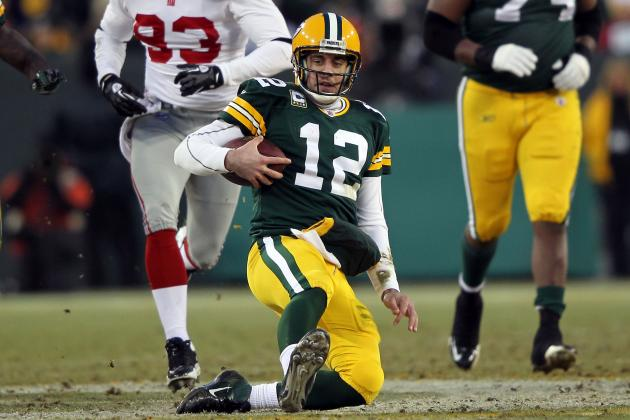 Packers' Rodgers: 'There's Not Much More You Can Do to Make (football) Safe'