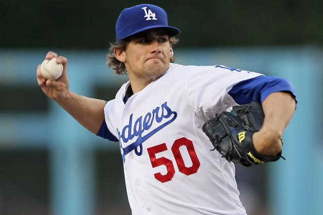 Los Angeles Dodgers: Does Nate Eovaldi Deserve Ted Lilly's Spot in the Rotation?