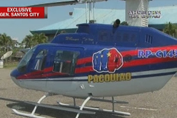 Manny Pacquiao Buys A Brand New 500 000 Chopper Bleacher Report