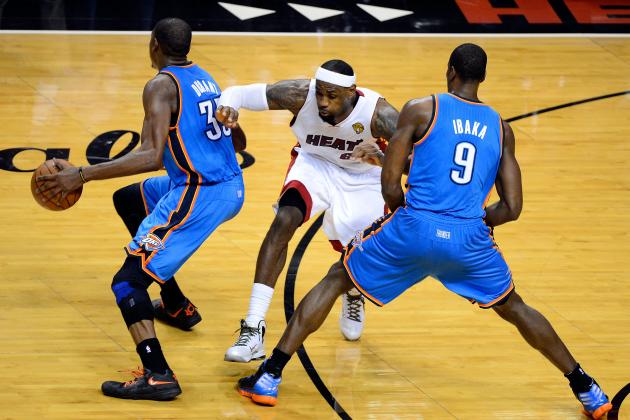 NBA Finals 2012: Thunder Will Fight Back and Extend Series