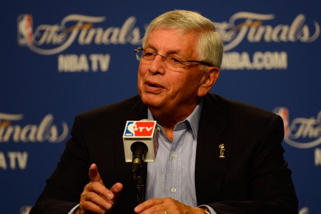 David Stern's Greedy Owners Must Be Stopped from Ruining Olympics